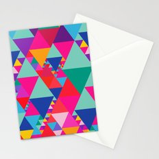 Party Colors II Stationery Cards