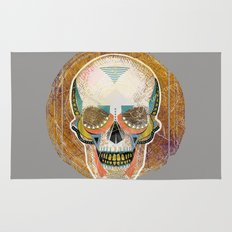 Another Skull Rug