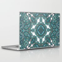 paisley Laptop & iPad Skins featuring paisley by gtrappdesign