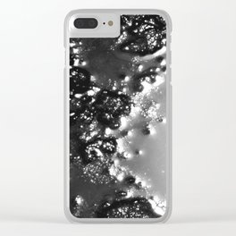 On the Surface Clear iPhone Case