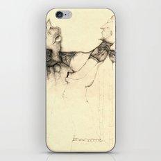 Mutant stories iPhone & iPod Skin