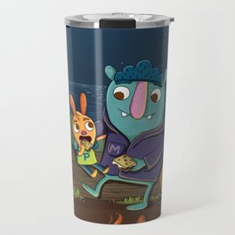 Peanut & Moe Travel Mug