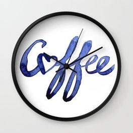 Coffee Love Wall Clock