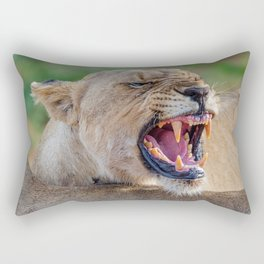 Lioness Rectangular Pillow