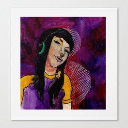 Jadey C. Canvas Print