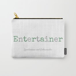 Entertainer Carry-All Pouch