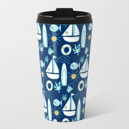 Summer Holiday Travel Mug