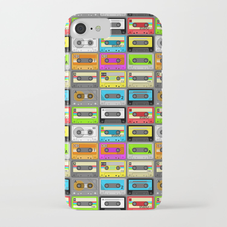 C90 Cassette Tape iphone case