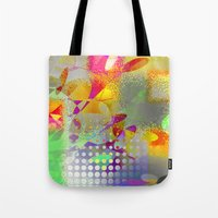 holiday Tote Bags featuring holiday by David Mark Lane