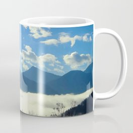 Winter in Slovenia Coffee Mug