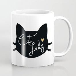 Cat Lady Coffee Mug