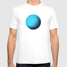 Element: Water MEDIUM Mens Fitted Tee White