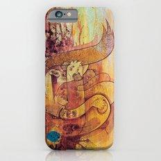 Enchanted Bunny Beats The Burst iPhone 6s Slim Case