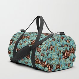 Just Flowers Duffle Bag