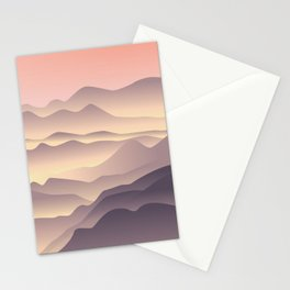 5 am on the top Stationery Cards