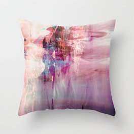 In Motion: III Throw Pillow