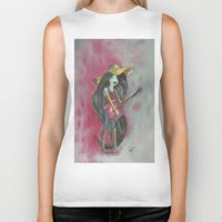 marceline Biker Tanks featuring marceline by Dan Solo Galleries