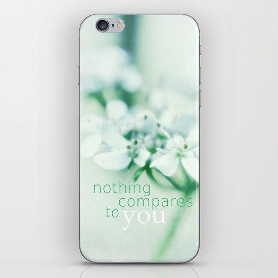 Petit Fleur iPhone & iPod Skin