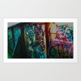 Blazer Art Print