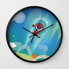 The Eyez - Astronaut Wall Clock