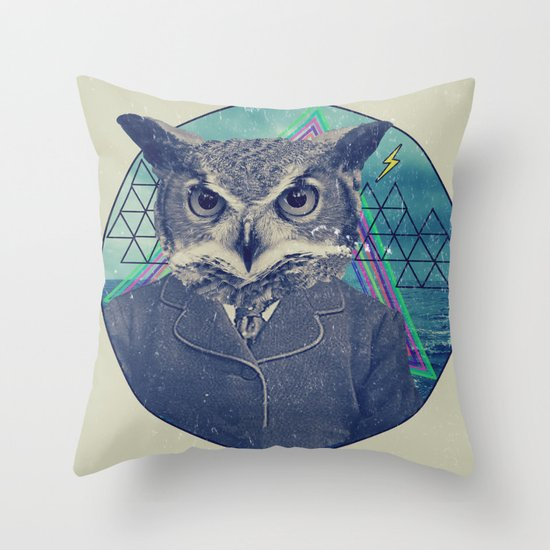 MCX Throw Pillow