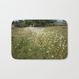 Path of Daisies Bath Mat