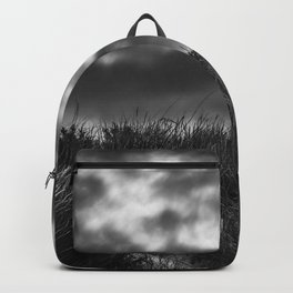 Storm and dunes Backpack