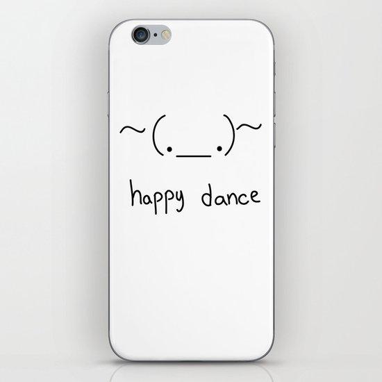 Happy Dance iPhone & iPod Skin
