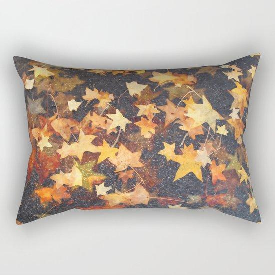 Earth Stars Rectangular Pillow