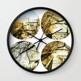 Sherbrooke circa Wall Clock