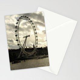 London Eye Landscape Stationery Cards