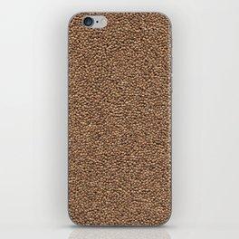Buckweat. Background. iPhone Skin