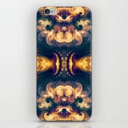 Lovecraftian mirror iPhone Skin