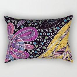 Garabatos Glojag Rectangular Pillow