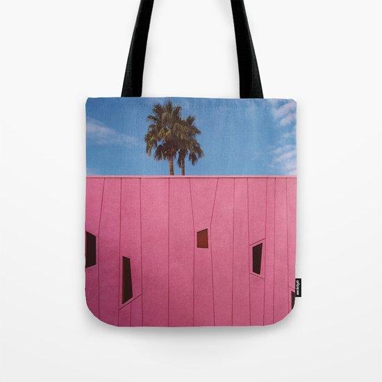 Palm Springs Vibes III Tote Bag