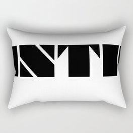 Type Type for INTP Rectangular Pillow