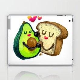 Avocado Toast Laptop & iPad Skin