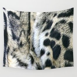 Clouded Leopard Wall Tapestry