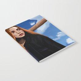 Sports Girl Bella Peng Notebook