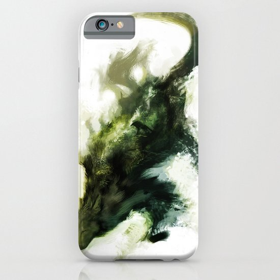 Spirit Of The Wolf iPhone & iPod Case