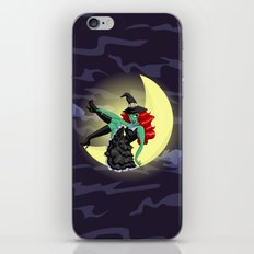 Witchful Thinking! iPhone & iPod Skin