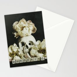 Murderino Stationery Cards