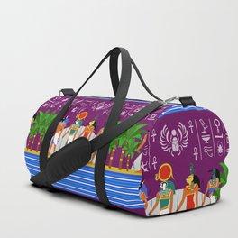 Egyptian Night Duffle Bag