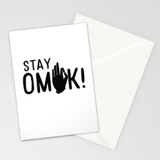 Stay OMK! Stationery Cards