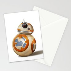 Cute Little Droid Stationery Cards