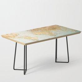 Pastel World Coffee Table