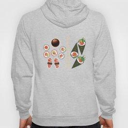 Sushi set Hoody