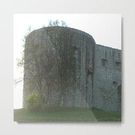 Schloss Hellenstein   (A7 B0091) Metal Print