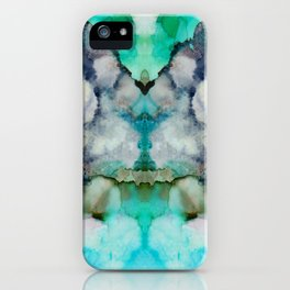 Ink 54 iPhone Case