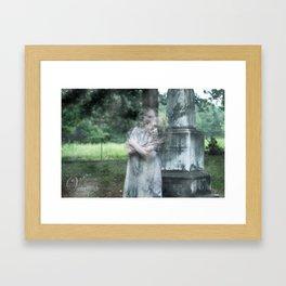 """VAMPLIFIED """"Possessed"""" Framed Art Print"""